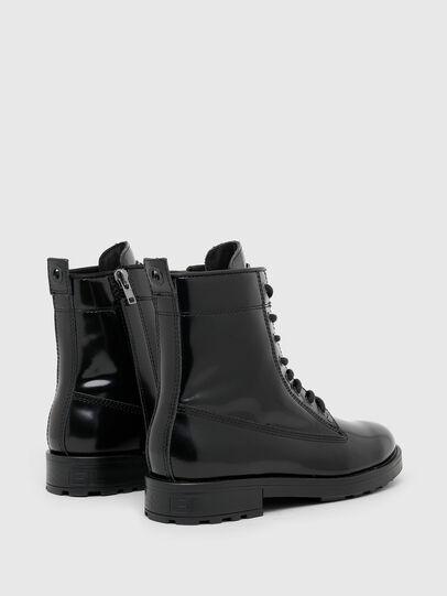 Diesel - D-THROUPER DBB ZC, Black - Boots - Image 3