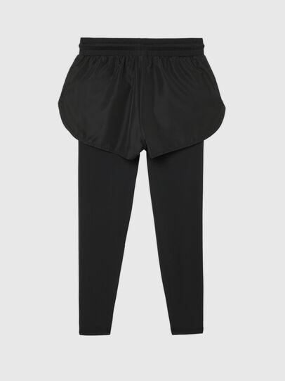 Diesel - UFLB-FAUSTIN-LP-MJ, Noir - Pantalons - Image 2
