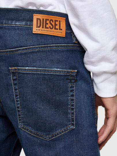 Diesel - D-Strukt JoggJeans® 069RX, Bleu Foncé - Jeans - Image 4