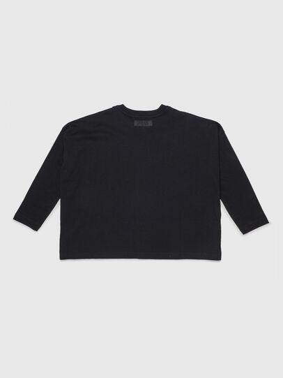 Diesel - TGIANJ, Schwarz - T-Shirts und Tops - Image 2