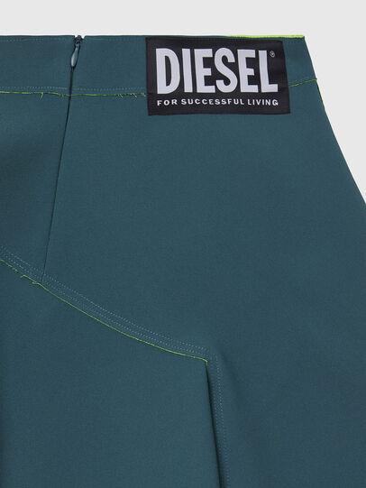 Diesel - S-SPRING, Wassergrün - Kurze Hosen - Image 4