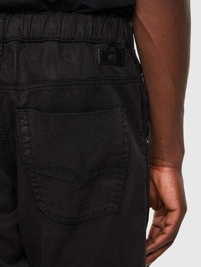 Diesel - Krooley JoggJeans® 069NC, Noir/Gris foncé - Jeans - Image 3