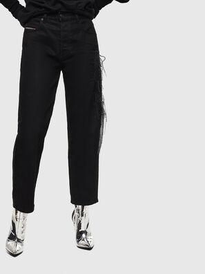 Aryel 0TAXI, Schwarz/Dunkelgrau - Jeans