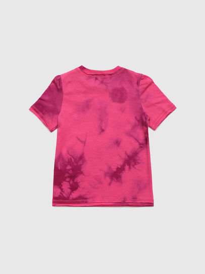 Diesel - TINTDB, Rose - T-shirts et Hauts - Image 2