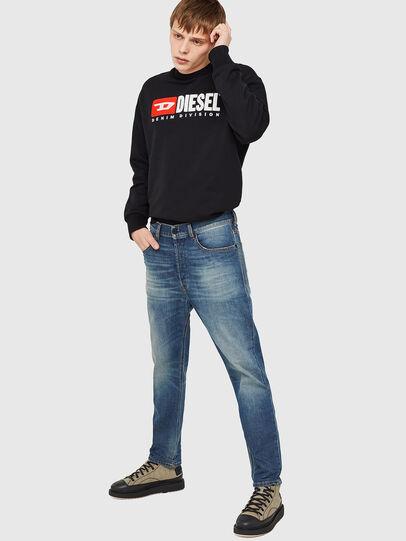 Diesel - D-Eetar 089AR, Dunkelblau - Jeans - Image 4