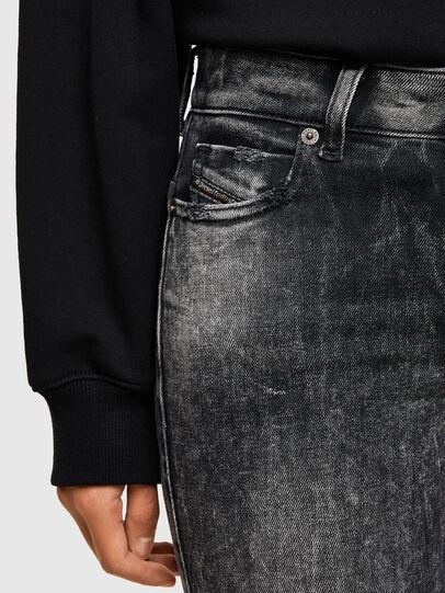 Diesel - D-Jevel 009PX, Noir/Gris foncé - Jeans - Image 3