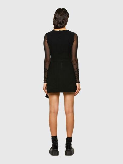 Diesel - D-DEVI, Black - Dresses - Image 2
