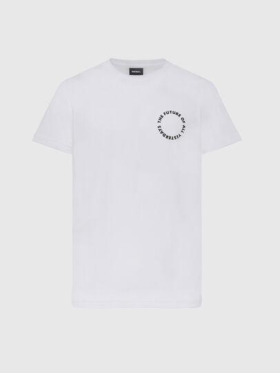 Diesel - T-DIEGOS-X46, Weiß - T-Shirts - Image 1