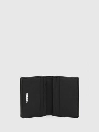 Diesel - CARDA, Schwarz/Weiß - Kartenetuis - Image 3