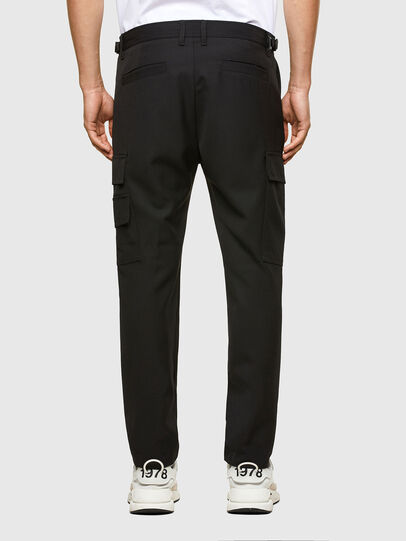 Diesel - P-HOMEN, Noir - Pantalons - Image 2