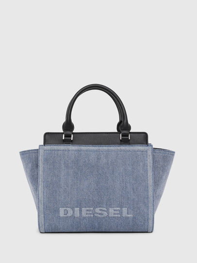 Diesel - BADIA, Jeansblau - Satchel Bags und Handtaschen - Image 1