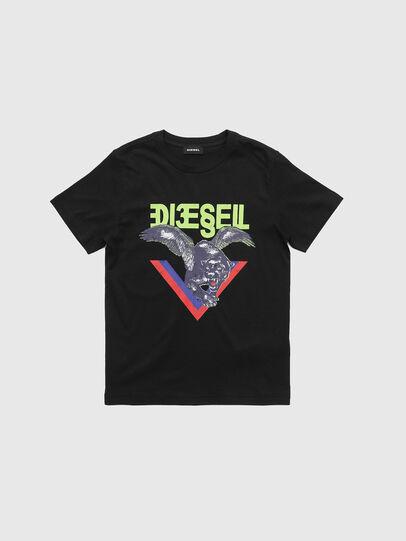 Diesel - TDIEGOA4, Schwarz - T-Shirts und Tops - Image 1