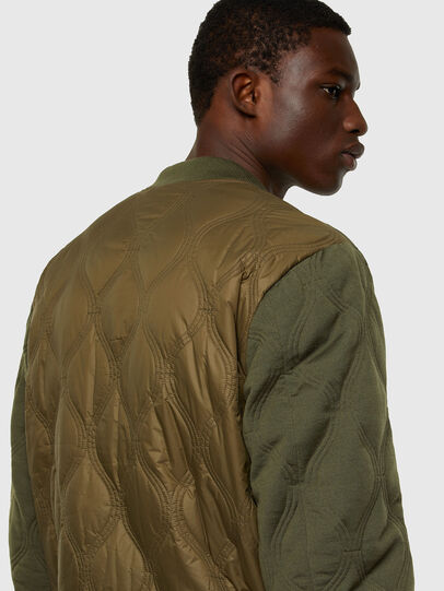 Diesel - K-CHRYSO, Vert Militaire - Pull Maille - Image 5
