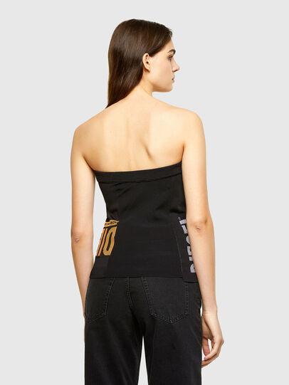 Diesel - M-URA, Black - Knitwear - Image 2