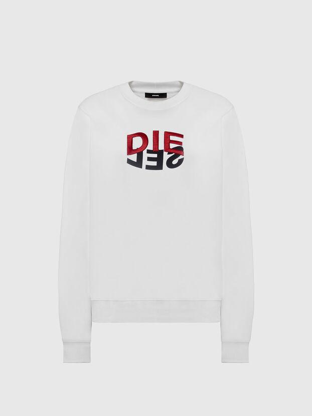 F-ANG-V41, Weiß - Sweatshirts
