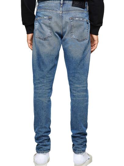 Diesel - D-Strukt Z9A19, Blu Chiaro - Jeans - Image 2
