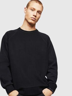 S-KOBLER, Schwarz - Sweatshirts