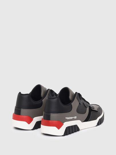 Diesel - S-RUA LOW SK, Grigio - Sneakers - Image 3