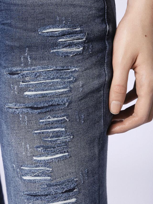 BELTHY JOGGJEANS 084PE, Jeansblau