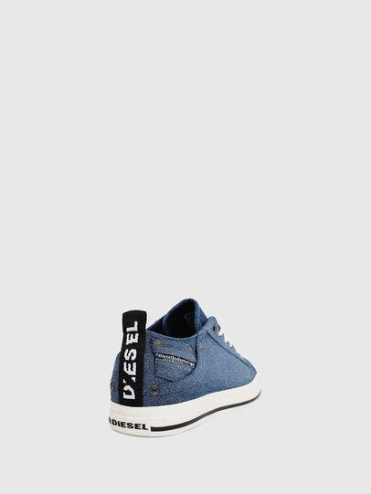 Diesel - EXPOSURE LOW I, Jeansblau - Sneakers - Image 4