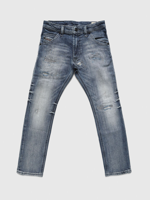 KROOLEY-J-N, Hellblau - Jeans