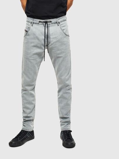Diesel - Krooley JoggJeans 069MH, Grau - Jeans - Image 3