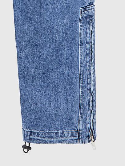 Diesel - D-Luks 009CL, Hellblau - Jeans - Image 3