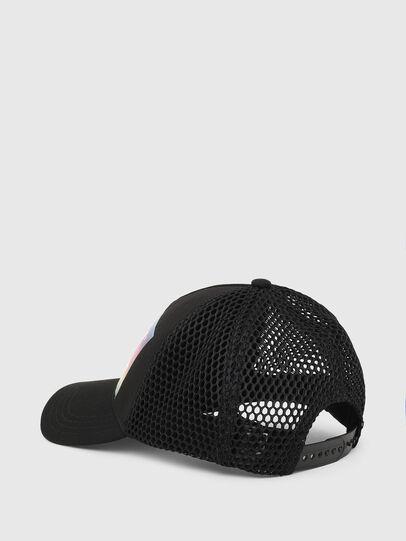 Diesel - CAKERYM-MAX-PR, Black - Beachwear accessories - Image 2