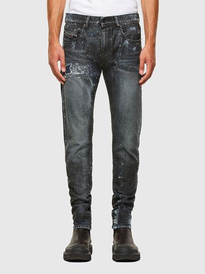 Diesel - D-Strukt 009JQ, Dunkelblau - Jeans - Image 1