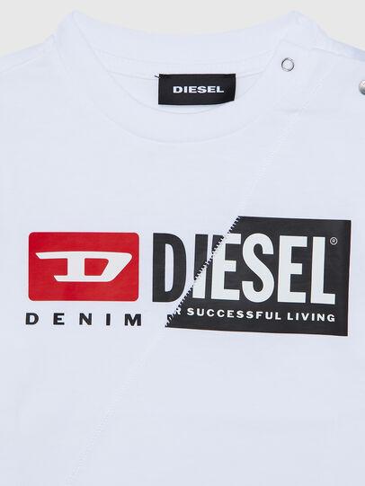 Diesel - TDIEGOCUTYB ML, Weiß - T-Shirts und Tops - Image 3