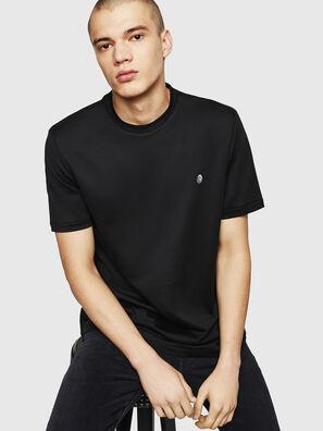 T-JUSTY, Schwarz - T-Shirts