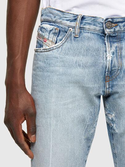 Diesel - D-Kras 009NC, Bleu Clair - Jeans - Image 4