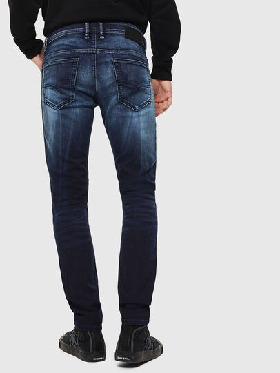 Diesel - Thommer JoggJeans 069IE, Dunkelblau - Jeans - Image 2