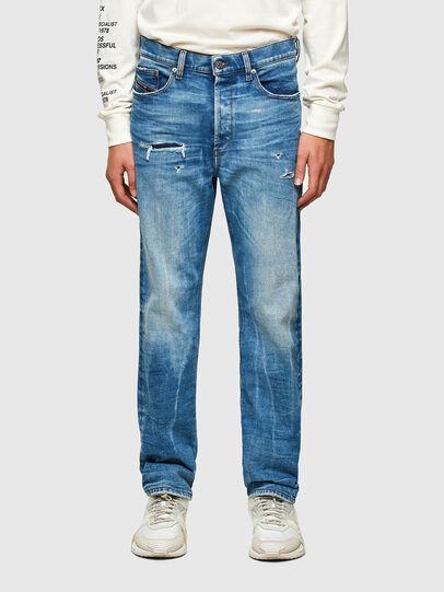 Diesel - D-Macs 009MV, Bleu Clair - Jeans - Image 1