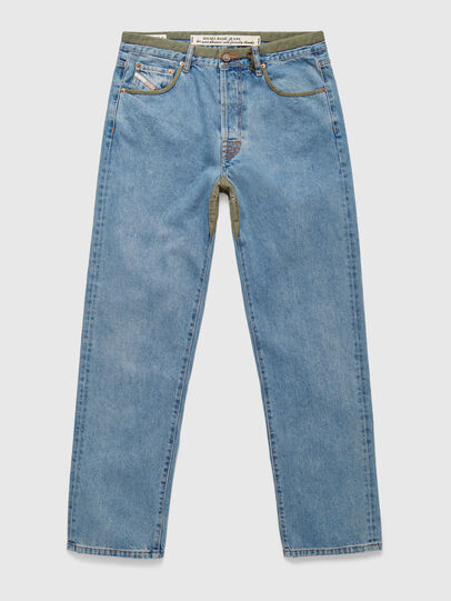 Diesel - DxD-P2 0CBBI, Blu Chiaro - Jeans - Image 1