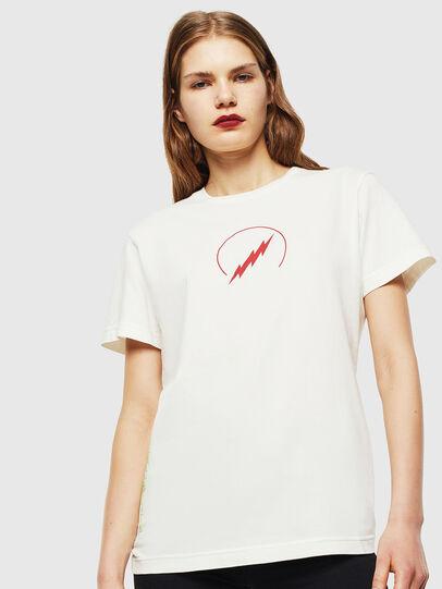 Diesel - T-DIEGO-J5, Weiß - T-Shirts - Image 2