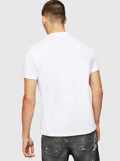 Diesel - T-DIEGO-BX2, Weiß - T-Shirts - Image 2