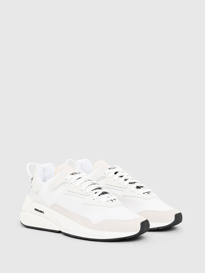 Diesel - S-SERENDIPITY LC W, Bianco - Sneakers - Image 2