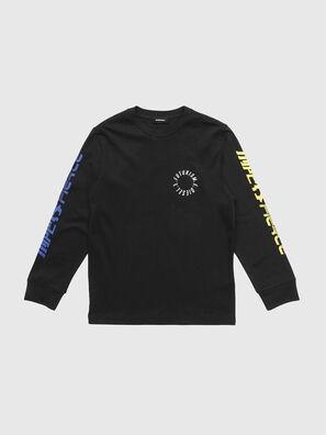 TJUSTLSY1, Schwarz - T-Shirts und Tops