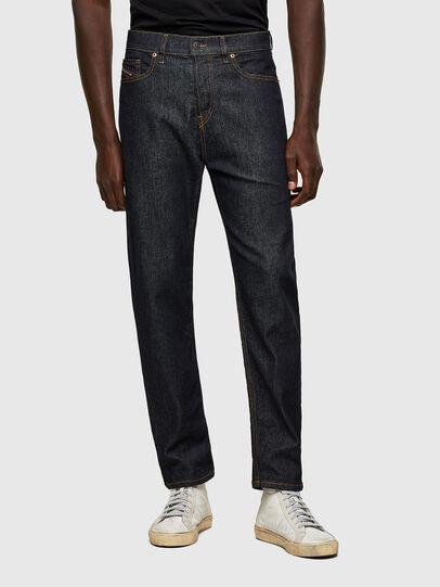 Diesel - D-Vider 009HF, Bleu Foncé - Jeans - Image 1