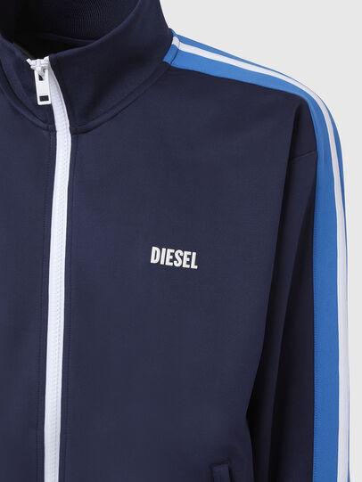 Diesel - S-KRAIM, Blau - Sweatshirts - Image 4