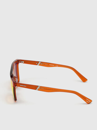 Diesel - DL0323, Orange - Sonnenbrille - Image 3