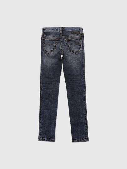 Diesel - SKINZEE-LOW-J JOGGJEANS-N, Bleu Foncé - Jeans - Image 2