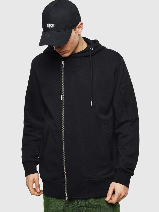 S-GIANT, Schwarz - Sweatshirts