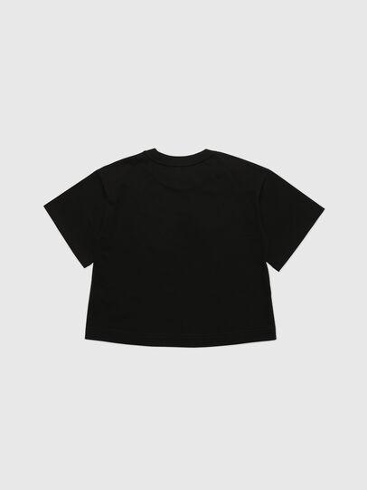 Diesel - TBOWLY, Noir - T-shirts et Hauts - Image 2