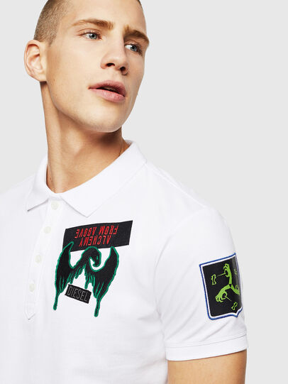 Diesel - T-POLO-PATCHES,  - Polohemden - Image 2
