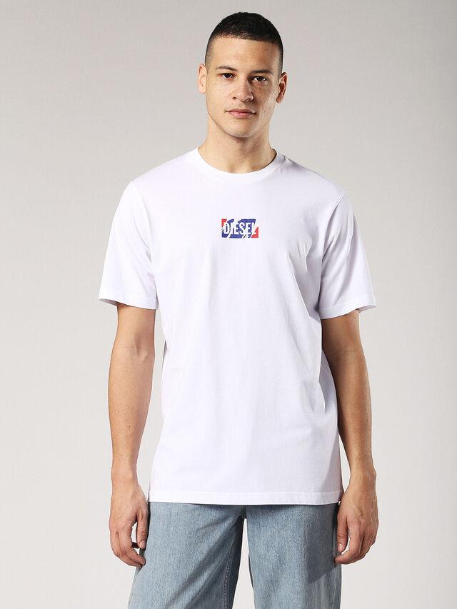 T-JUST-ZC, Weiß