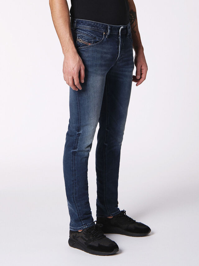 BELTHER 084SY, Jeansblau