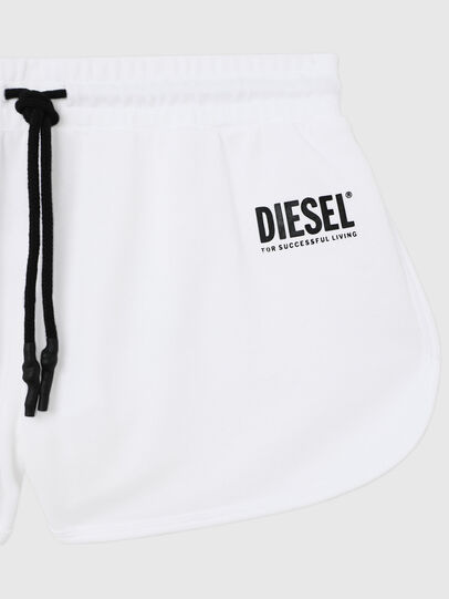 Diesel - UFLB-SHORTER, Blanc - Pantalons - Image 3