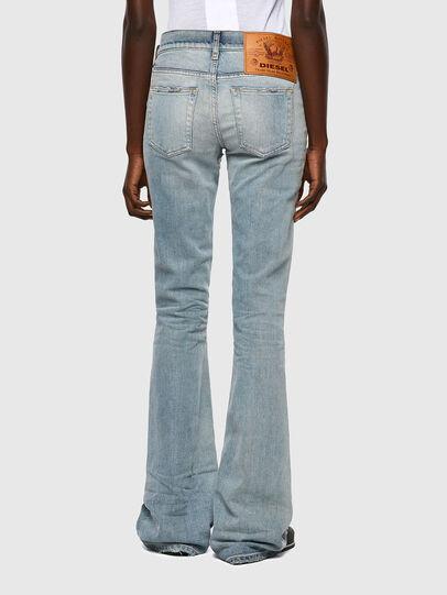 Diesel - D-Ebbey 09A04, Bleu Clair - Jeans - Image 2